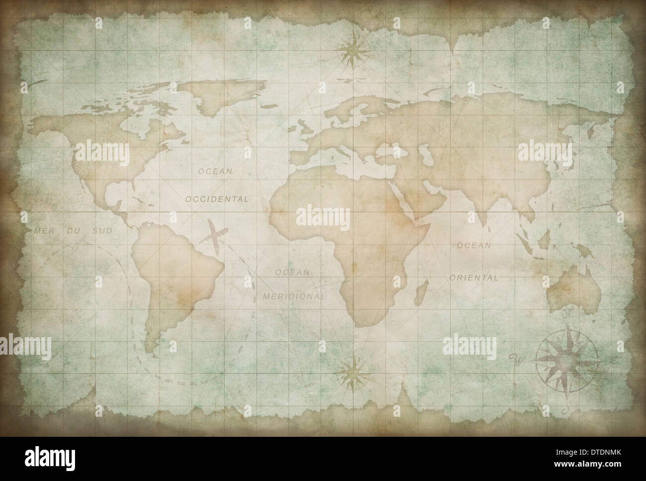 Old world map background stock photo royalty free image 66685267 old world map background gumiabroncs Images