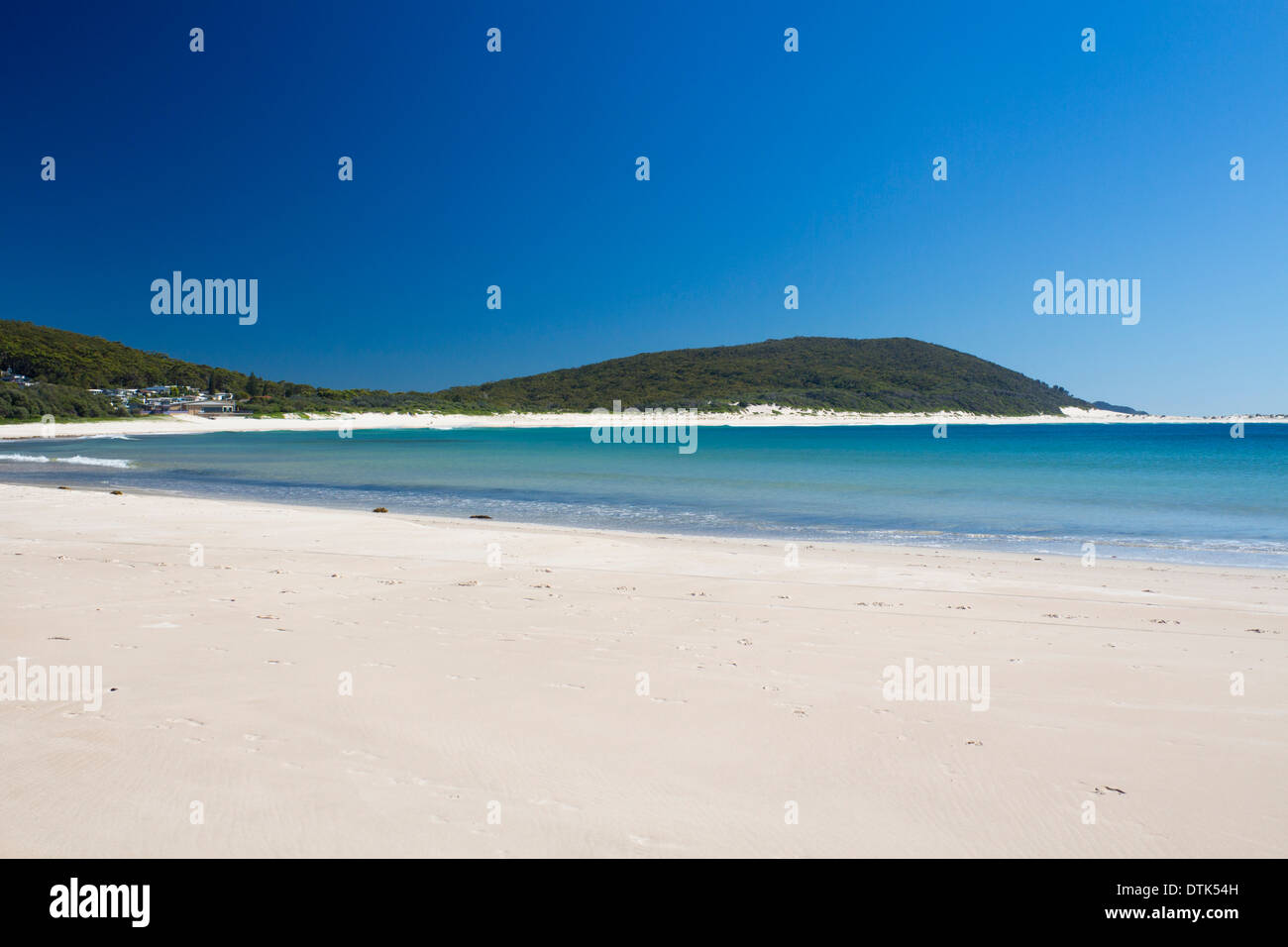 Fingal Beach Or Fingal Bay Port Stephens New South Wales Nsw Australia