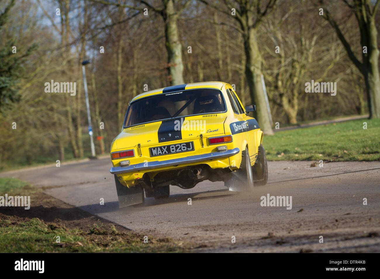 Stoneleigh Park, Coventry, UK. 22nd Feb, 2014. Race Retro Live ...