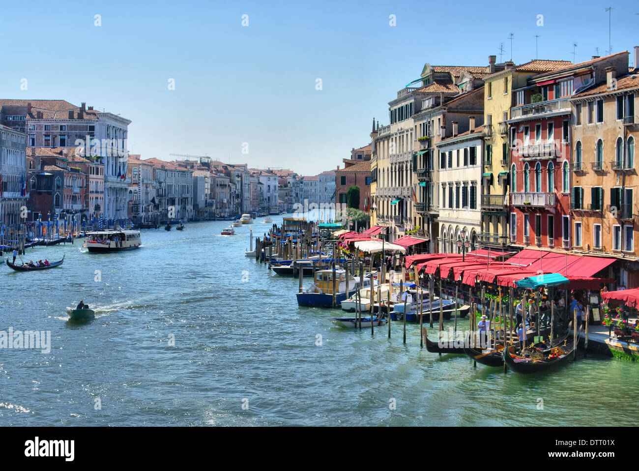 venedig kanal grande venice canal grande 01 stock photo royalty free image 66909750 alamy. Black Bedroom Furniture Sets. Home Design Ideas