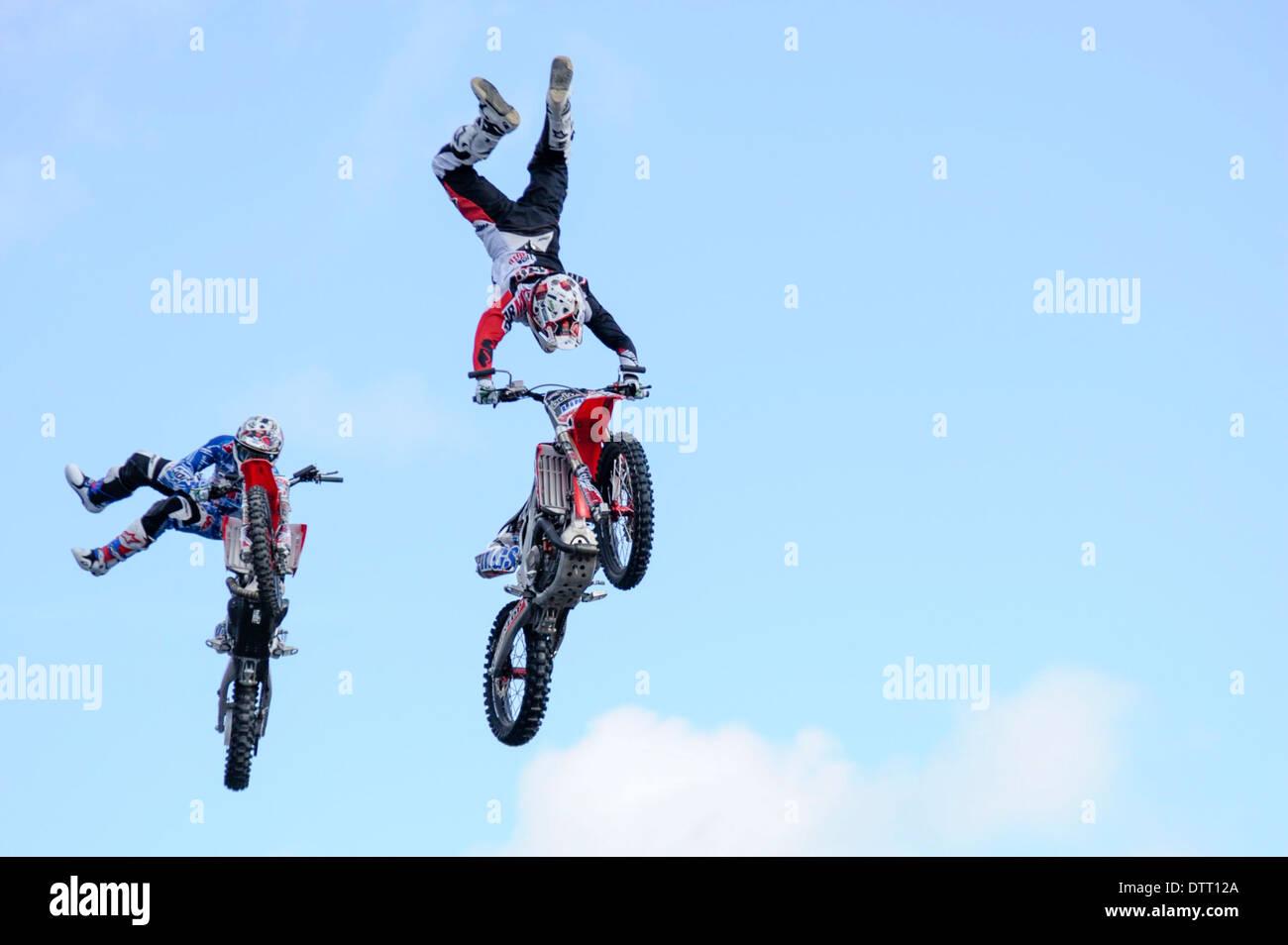 motocross 02 arena london