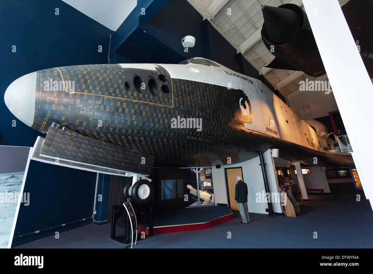 USA, Kansas, Hutchinson, Kansas Cosmosphere and Space ...