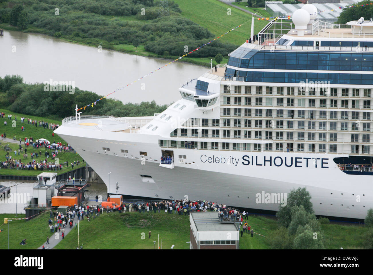 Celebrity Cruises Newbuild to Launch in Southampton ...