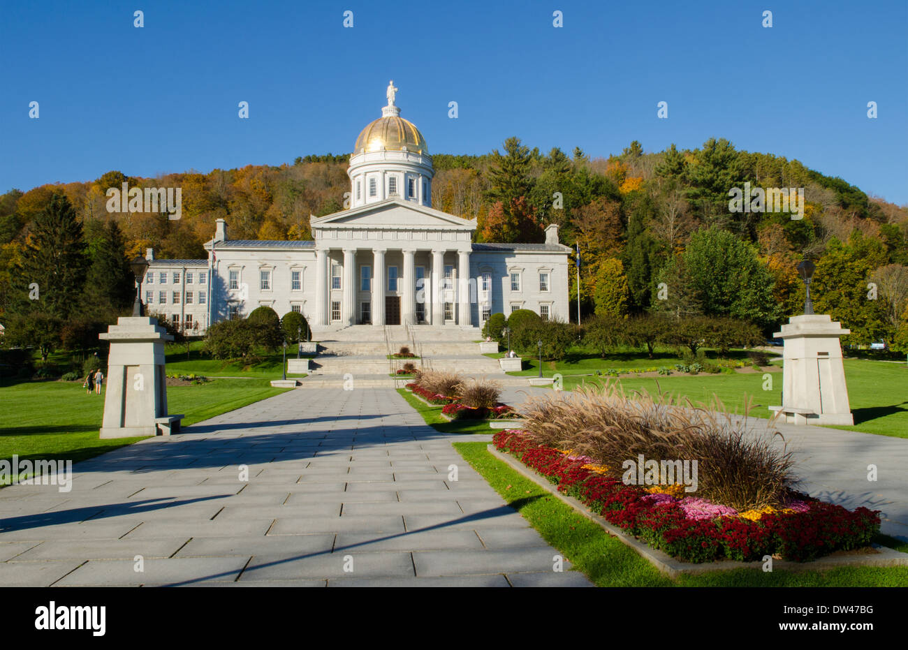 Montpelier Vermont Capital City Smallest In The USA Capitol - Capital of usa