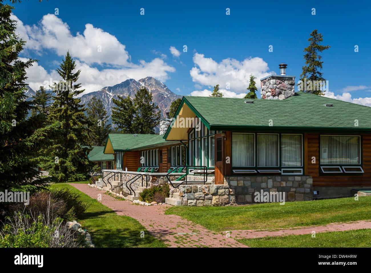 the fairmont jasper park lodge in jasper alberta canada. Black Bedroom Furniture Sets. Home Design Ideas