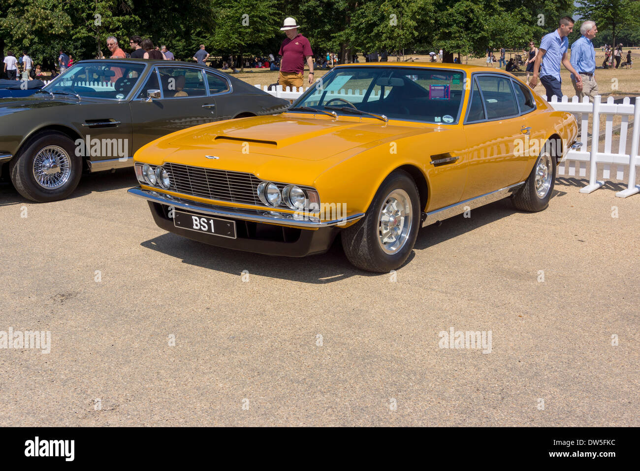 Aston Martin DBS (1967-1972), Aston Martin Timeline, Centenary ...