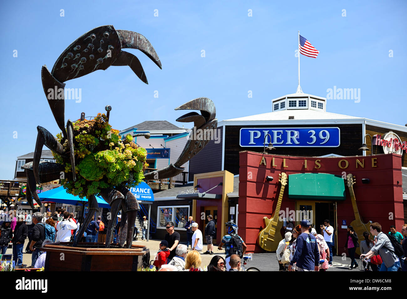 San Francisco Fisherman's Wharf - 4th of July Events