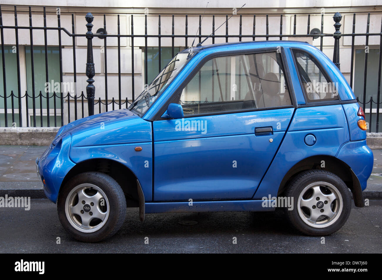 Technology A Small Electric Car Manufactured In India This G Wiz