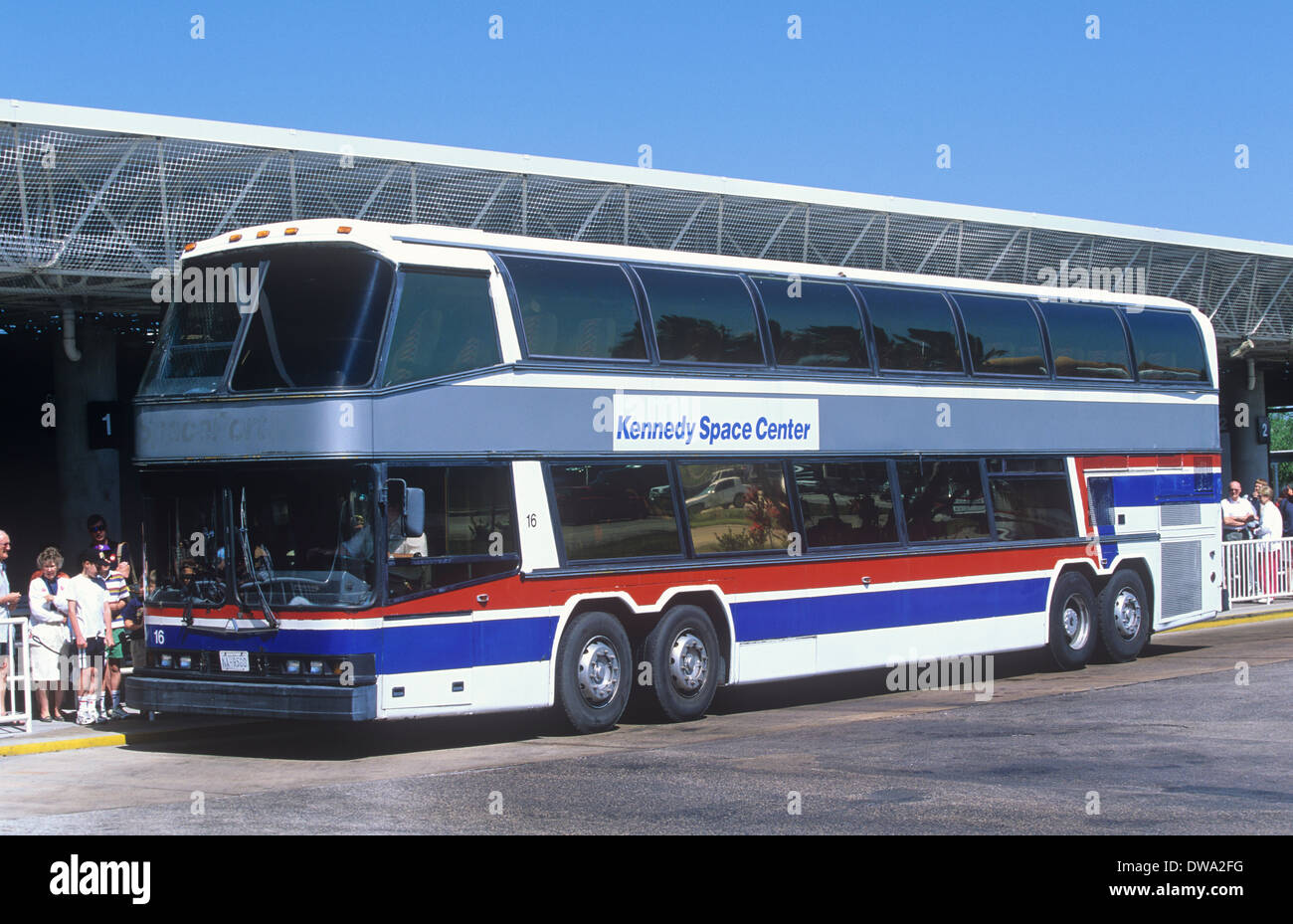 Bus Tours Which Take Visitors Into The Working Areas Of Kennedy - Bus tours usa