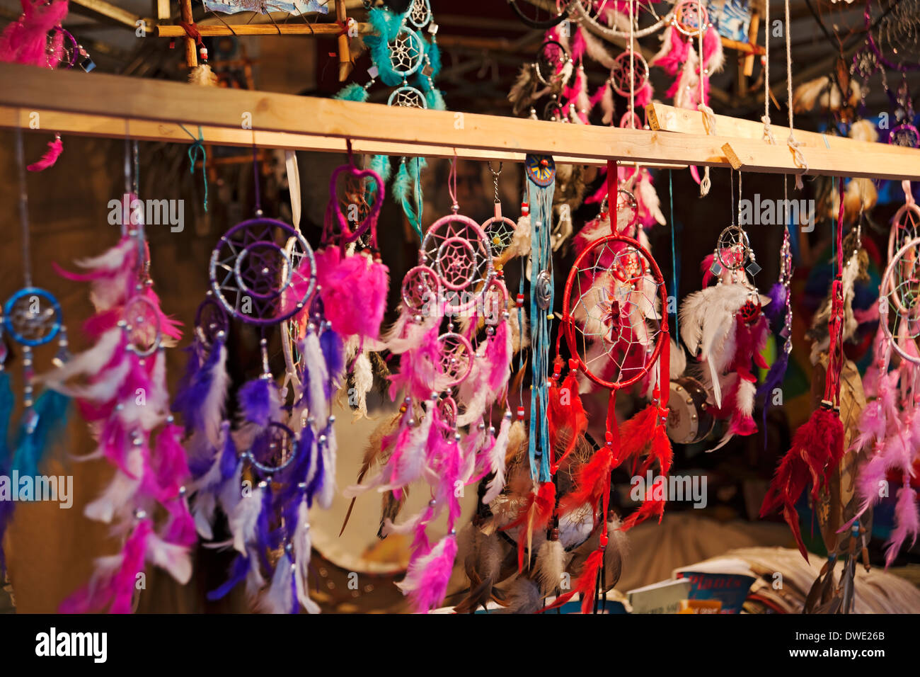 Dream Catchers For Sale Uk Dream catchers for sale on market stall York North Yorkshire 23