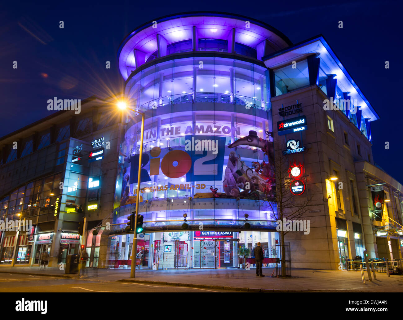 Casino nottingham cornerhouse waverly casino louisiana
