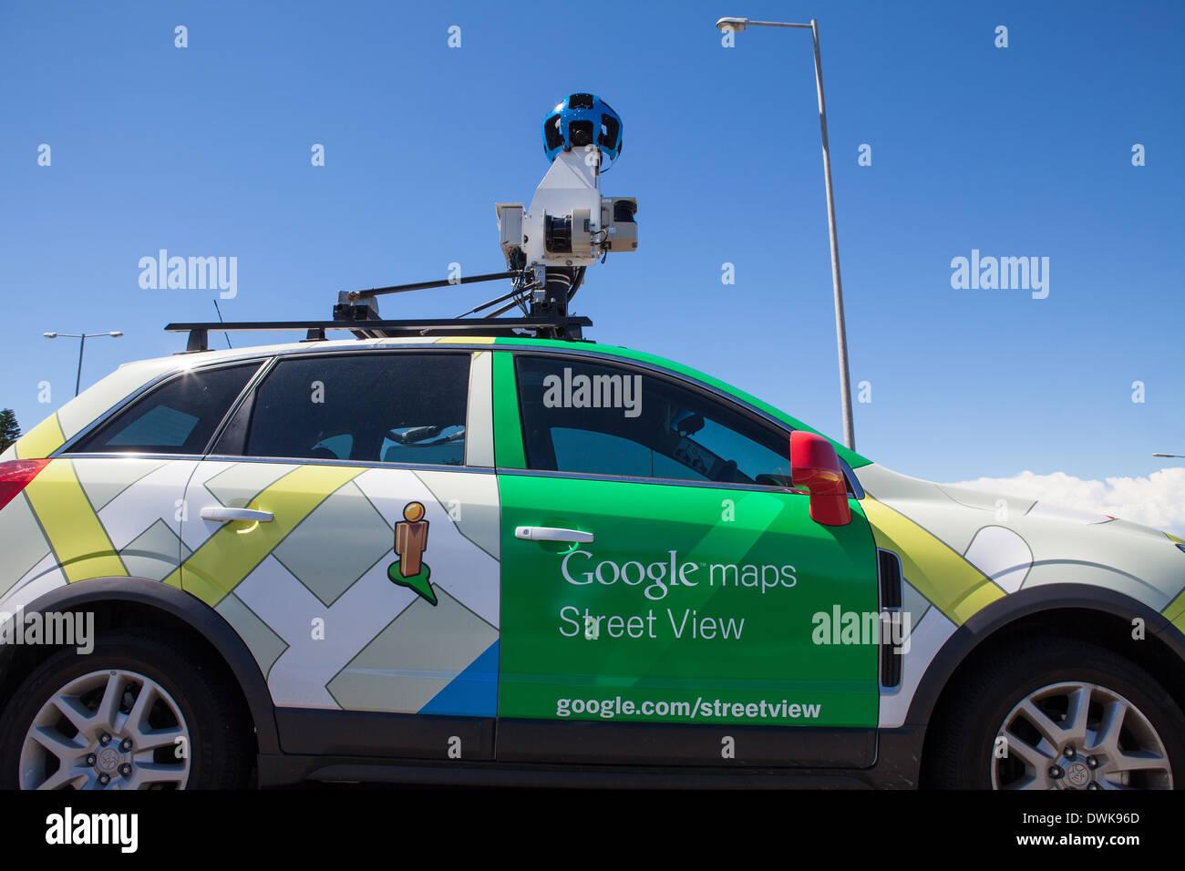 Where I Parked My Car Google Maps