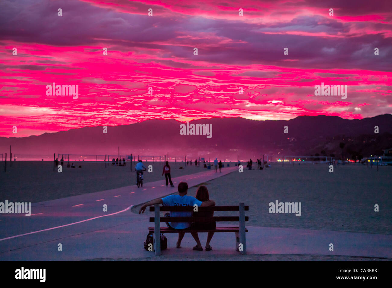 a-spectacular-red-sunset-at-the-beach-in-santa-monica-california-courtesy-DWRKRX.jpg