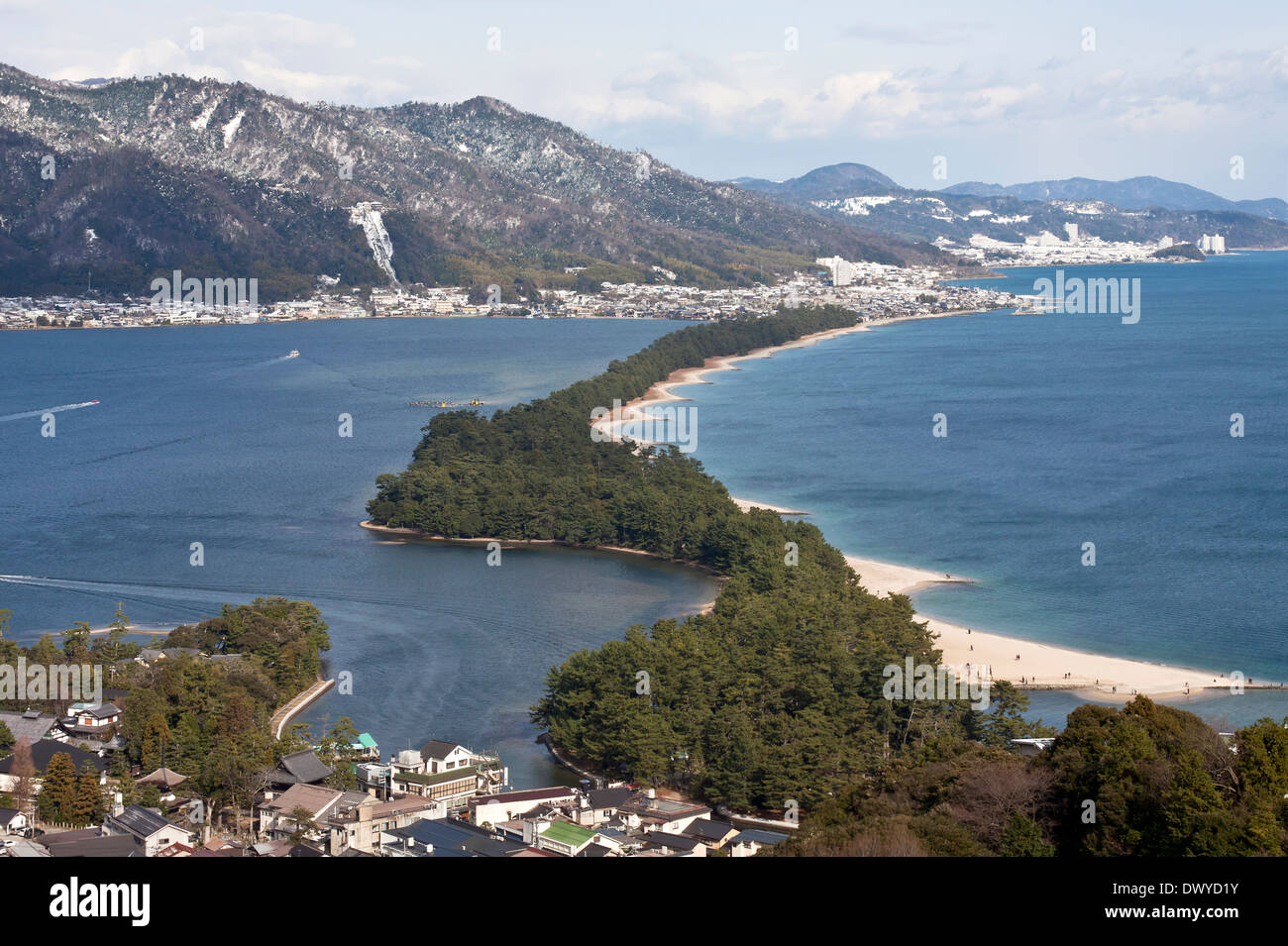 Miyazu Japan  City new picture : Amanohashidate, Miyazu, Kyoto Prefecture, Japan Stock Photo, Royalty ...