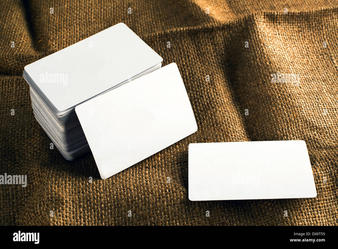 Business cards with rounded corners stack of blank horizontal business cards with rounded corners stack of blank horizontal business cards propped up another with copy space for your design magicingreecefo Image collections