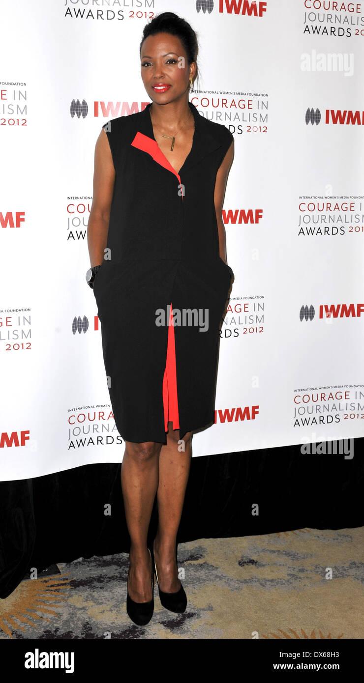 Aisha Tyler 2012 aisha tyler international women's media foundation ...