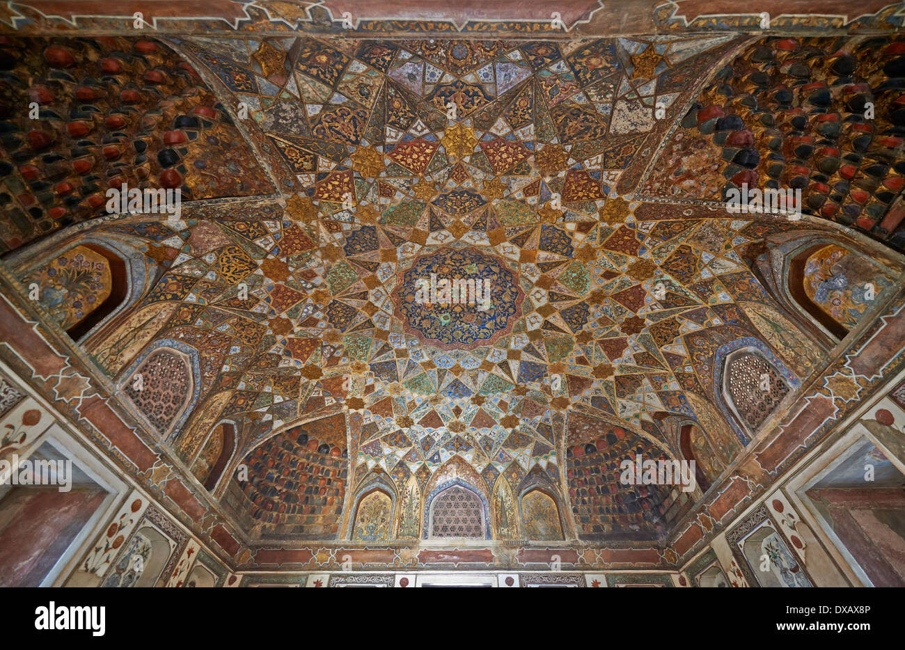 What Are Paintings On Tomb Walls Called