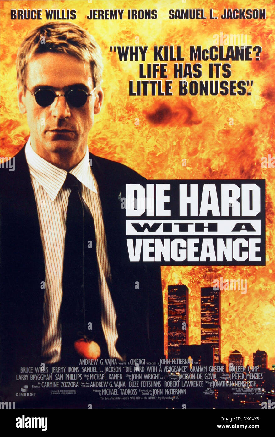 Die Hard With A Vengeance Jeremy Irons