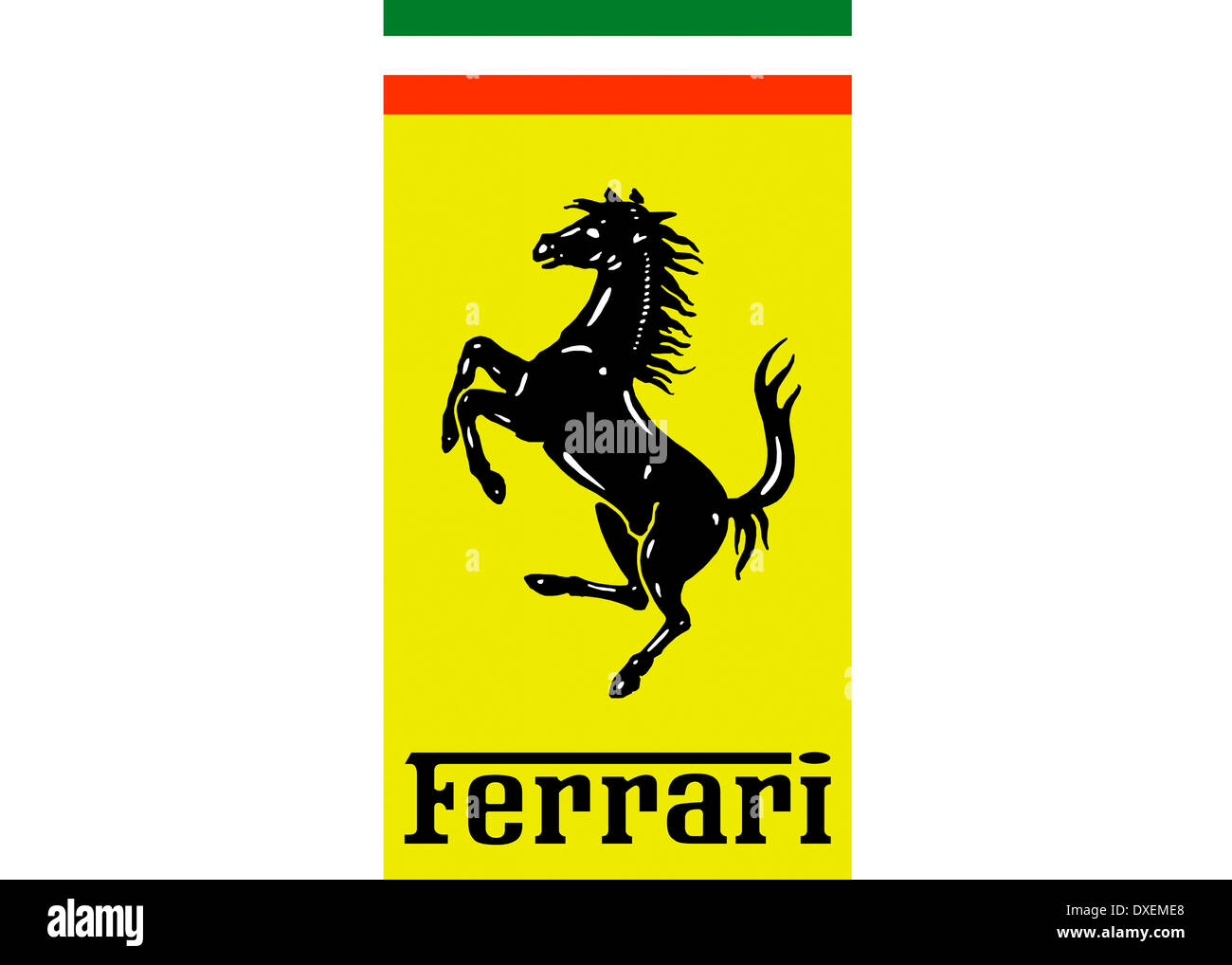Ferrari logo flag symbol icon stock photos ferrari logo flag ferrari logo flag symbol icon emblem stock image buycottarizona Choice Image