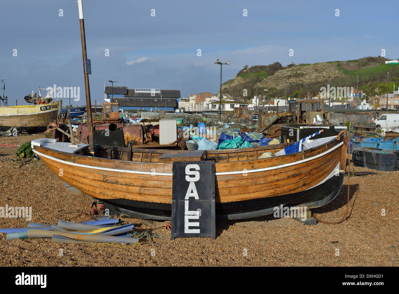 wooden fishing boat for sale the stade beach old town