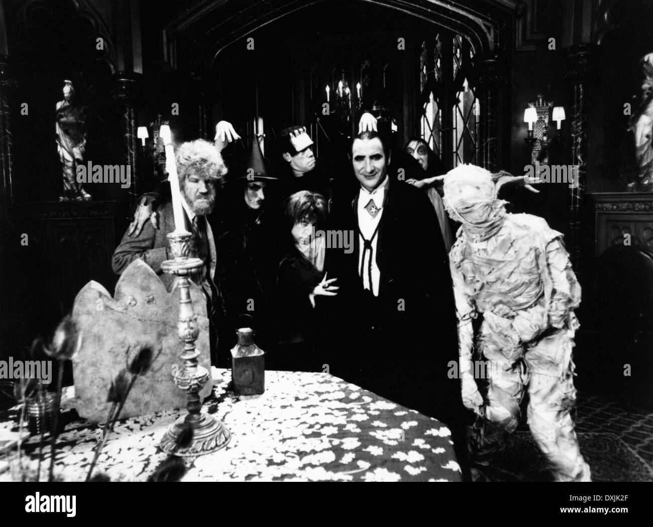 THE HALLOWEEN THAT ALMOST WASN'T Stock Photo, Royalty Free Image ...