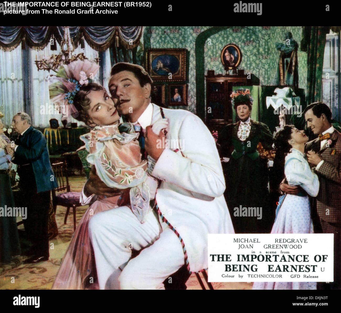 the importance of being earnest film The importance of being earnest two young gentlemen living in 1890's england use the same pseudonym (ernest) on the sly, which is fine until they both fall in love with women using that name, which leads to a comedy of mistaken identities.