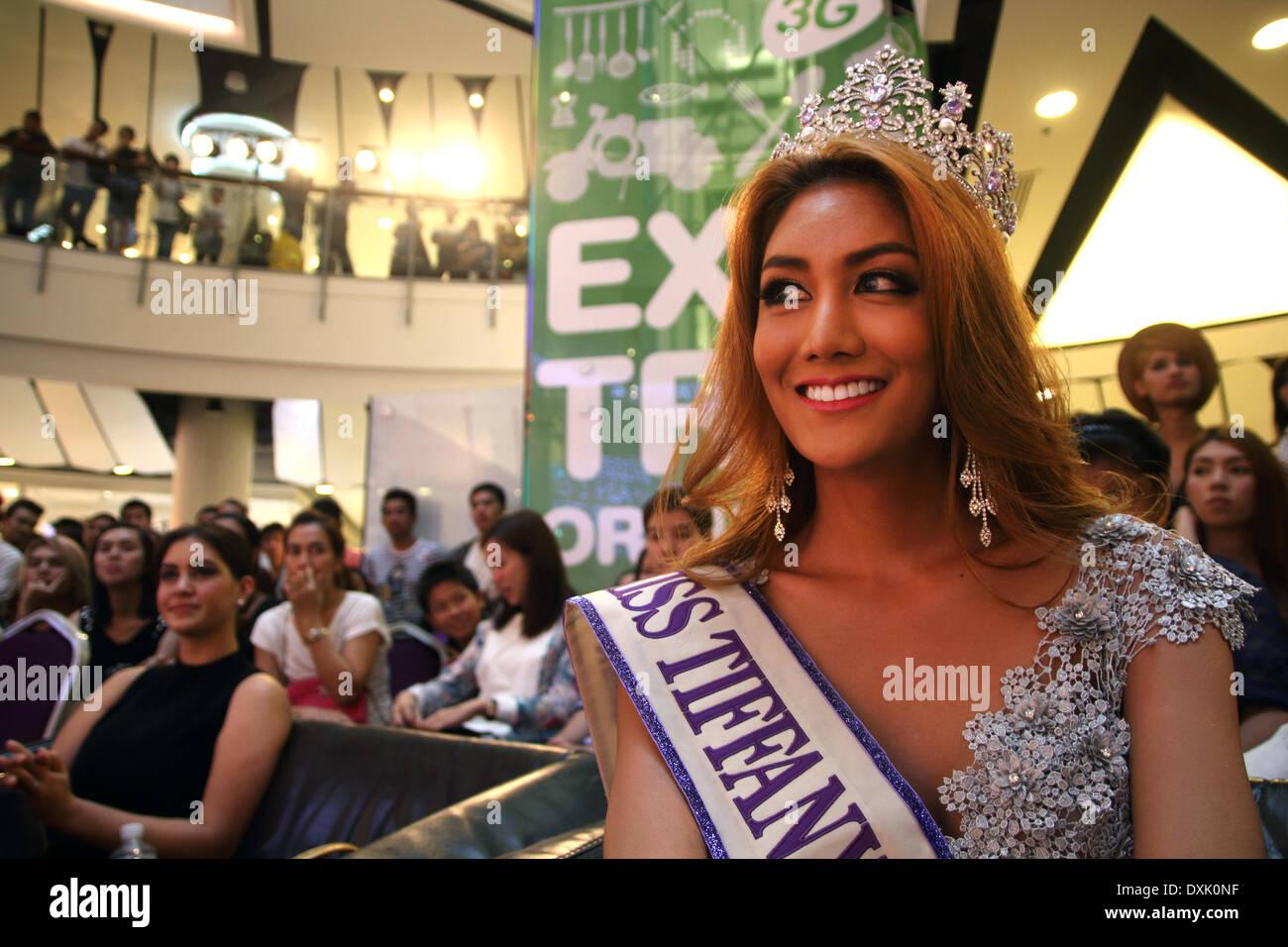 Miss transvestite thailand