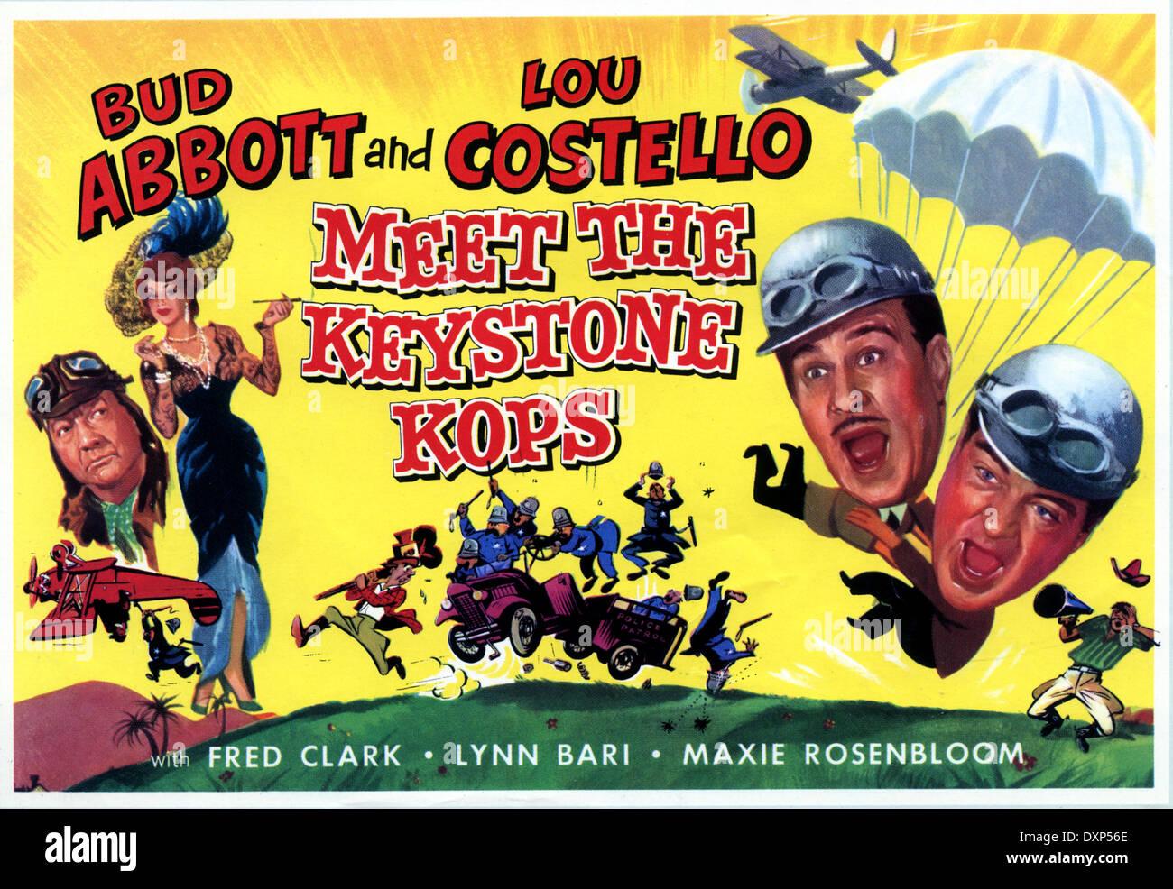 watch abbott and costello meet the keystone kops