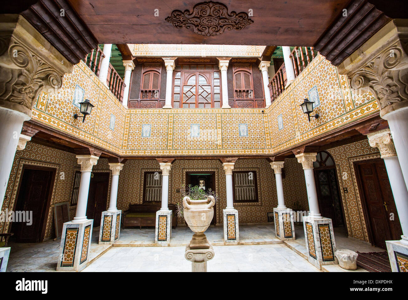 18th century maison du gouverneur governor house called tapis sabra stock photo royalty free. Black Bedroom Furniture Sets. Home Design Ideas