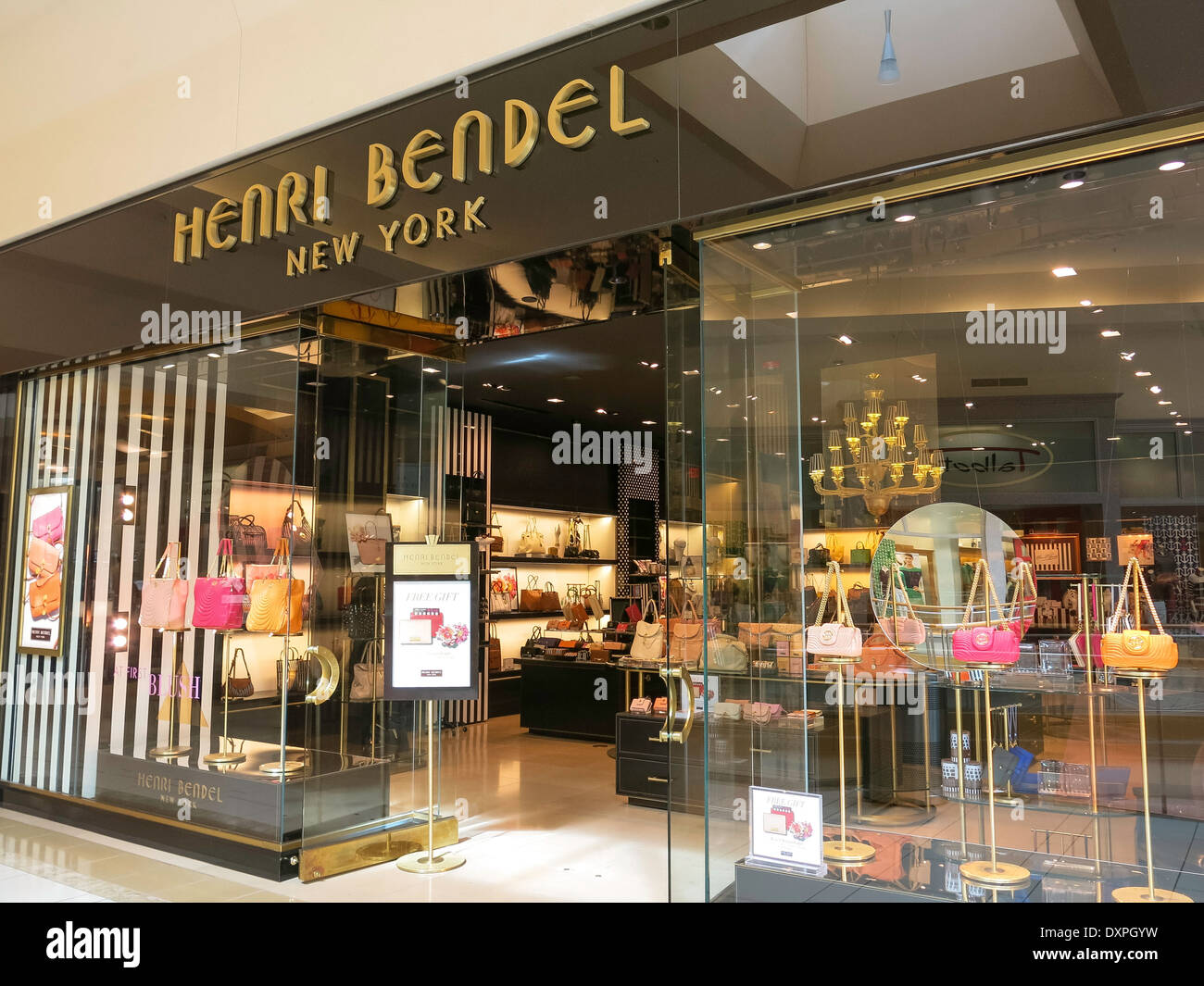 The store will continue stocking items through the holiday season. Since Henri Bendel announced earlier this month it is closing in January , tourists and shoppers have combed its Fifth Avenue.