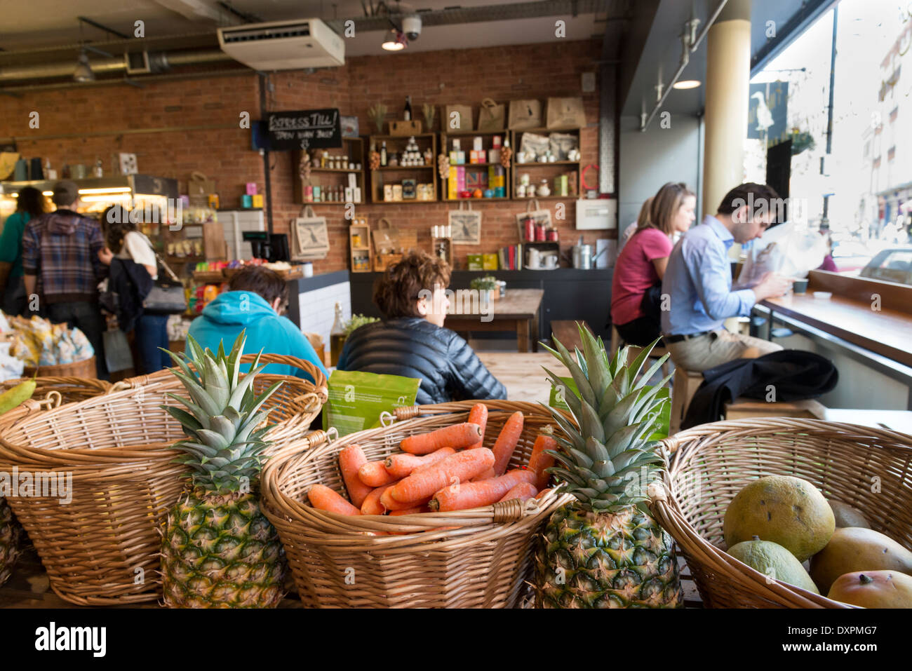 The natural kitchen healthy food shop and cafe in for Shopping cuisine