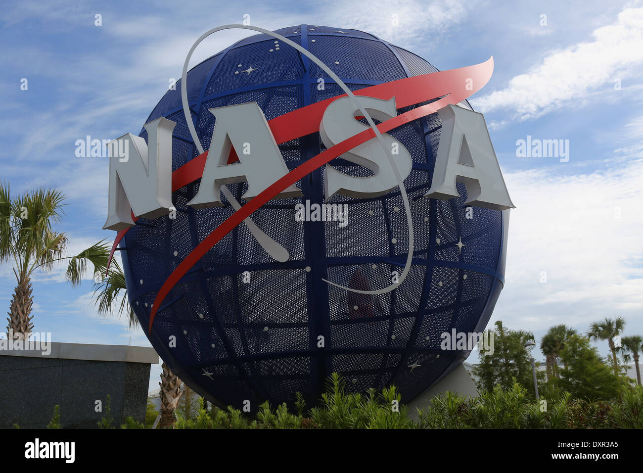 Nasa Logo Stock Photos  Nasa Logo Stock Images Alamy - Nasa museums in usa