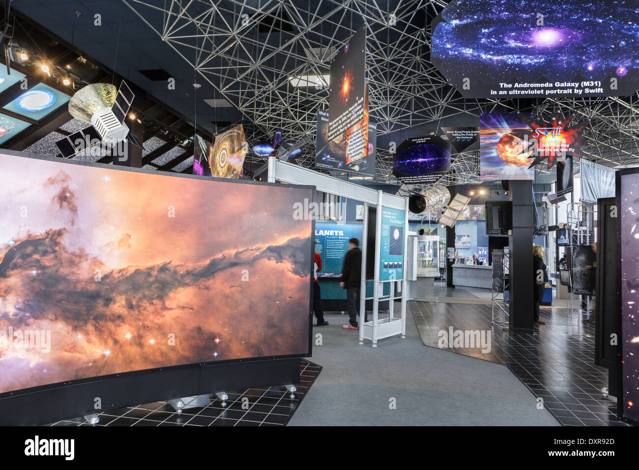 NASA Center in Maryland - Pics about space
