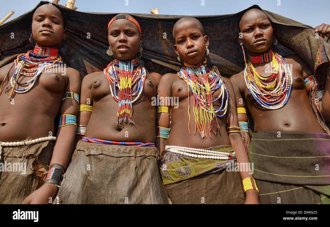 Ethiopian Teen Nude 21