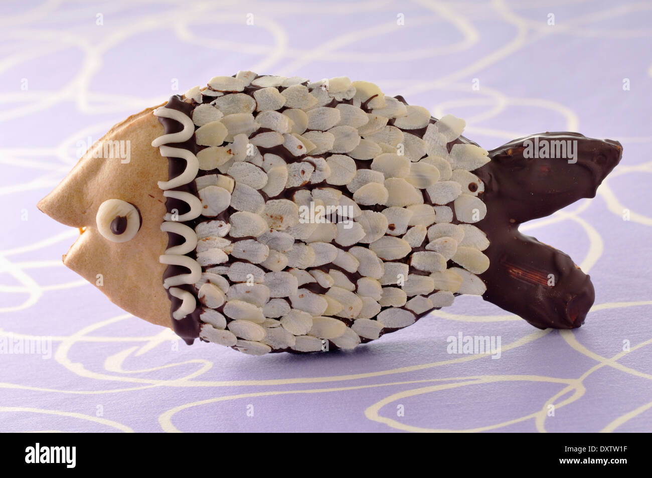 Chocolate fish Stock Photo, Royalty Free Image: 68158651 - Alamy
