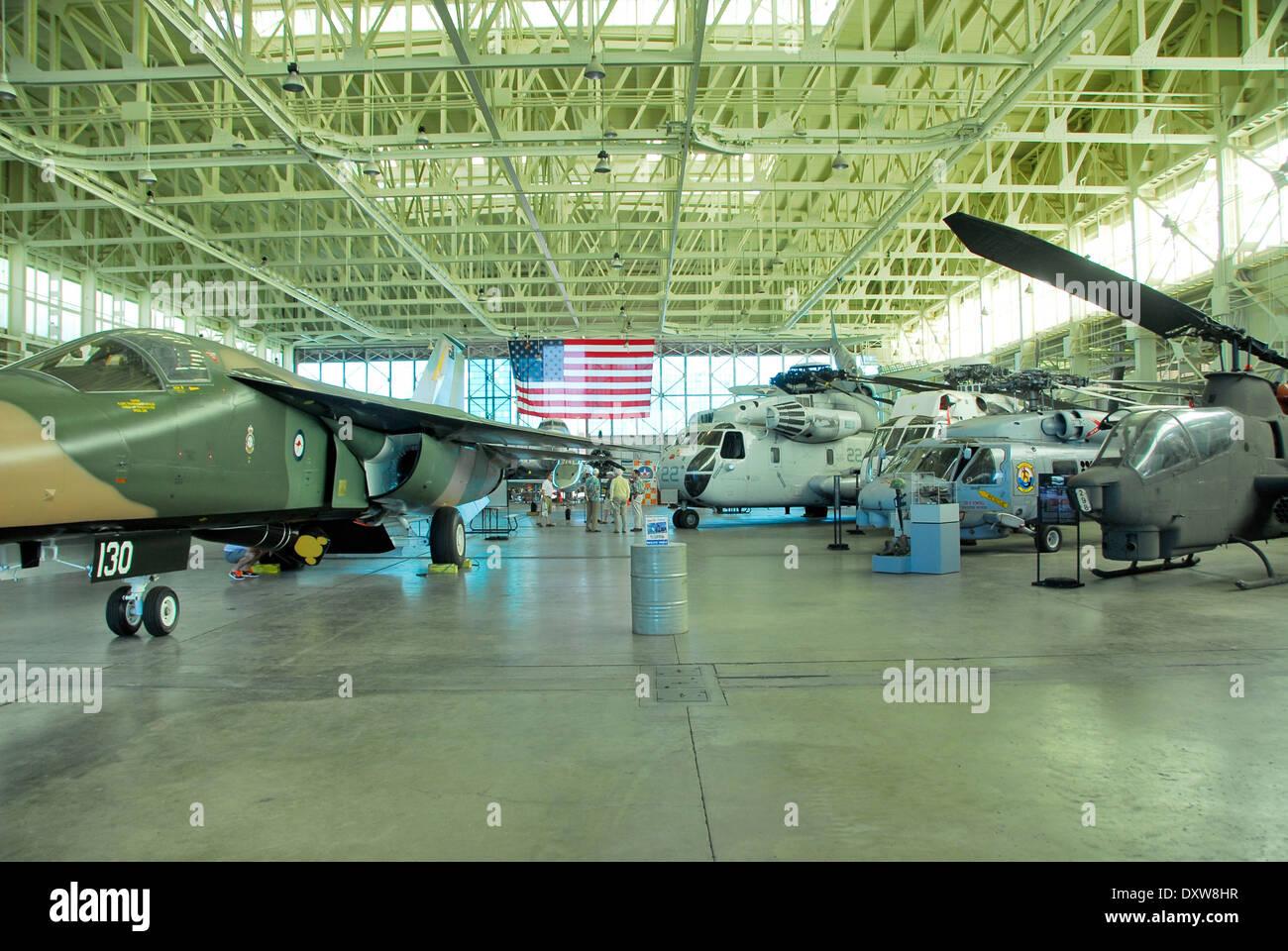 Air Museum Ford Island Hawaii
