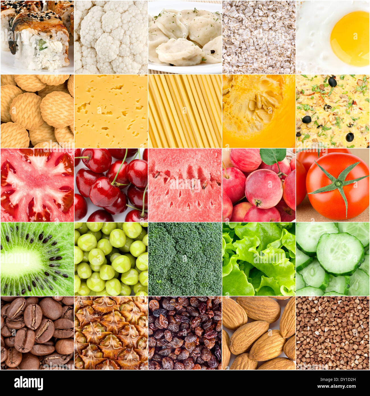 Food Backgrounds (25 Wallpapers)