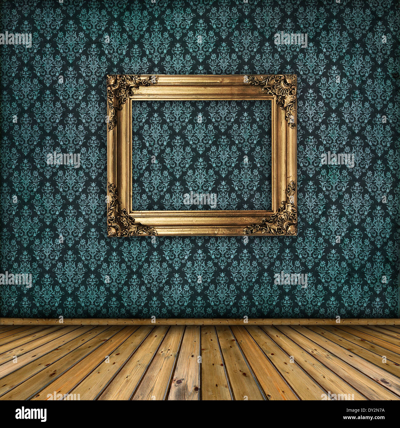 picture frame on the wall gallery