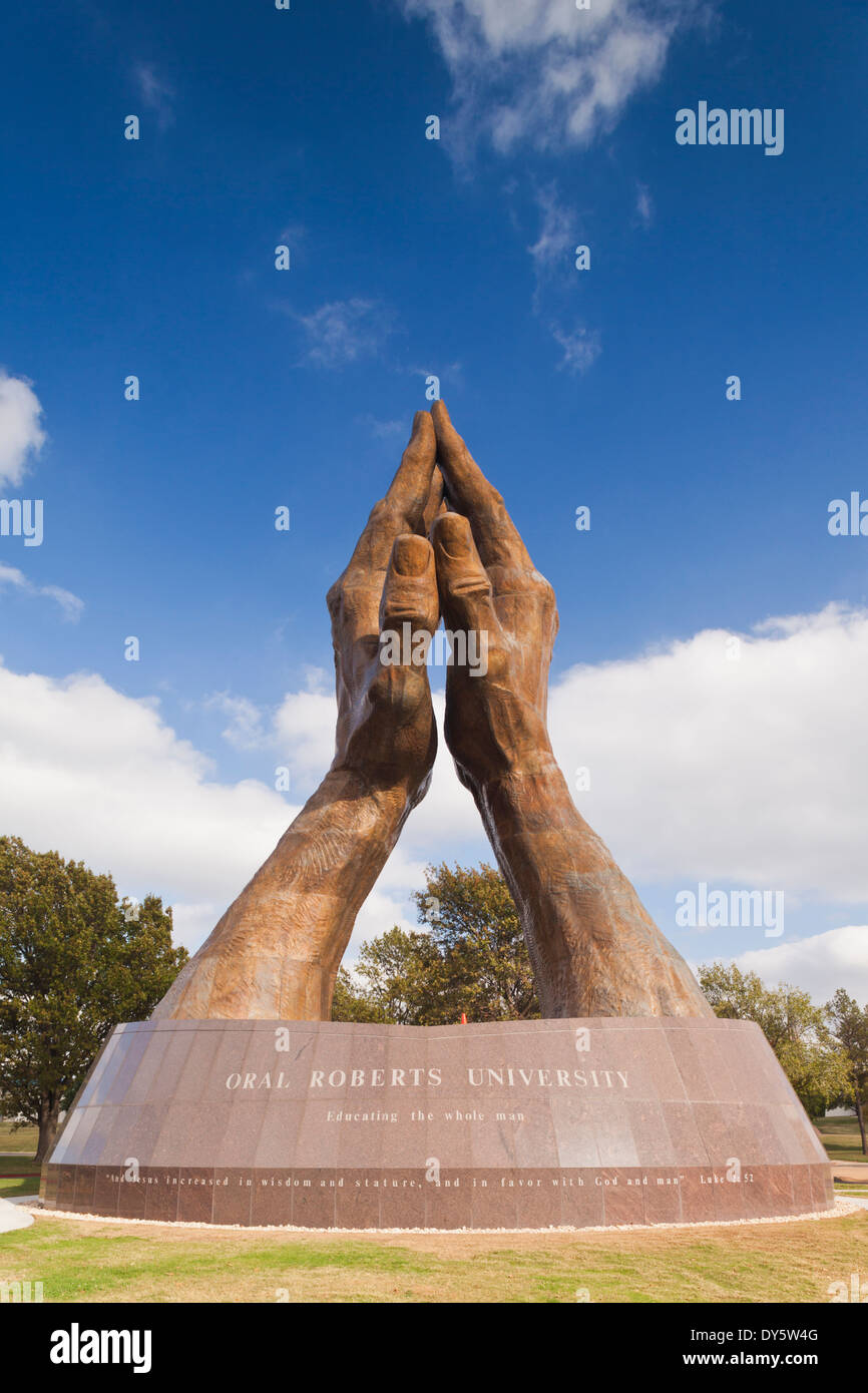 USA Oklahoma Tulsa Oral Roberts University Worlds Largest - Largest university in usa
