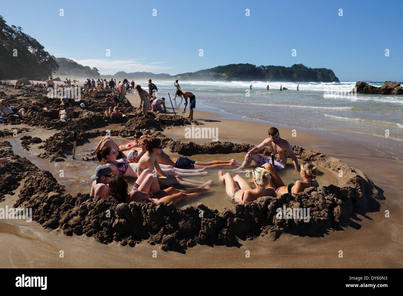 Hot Water Beach  Hot Water Beach Waikato