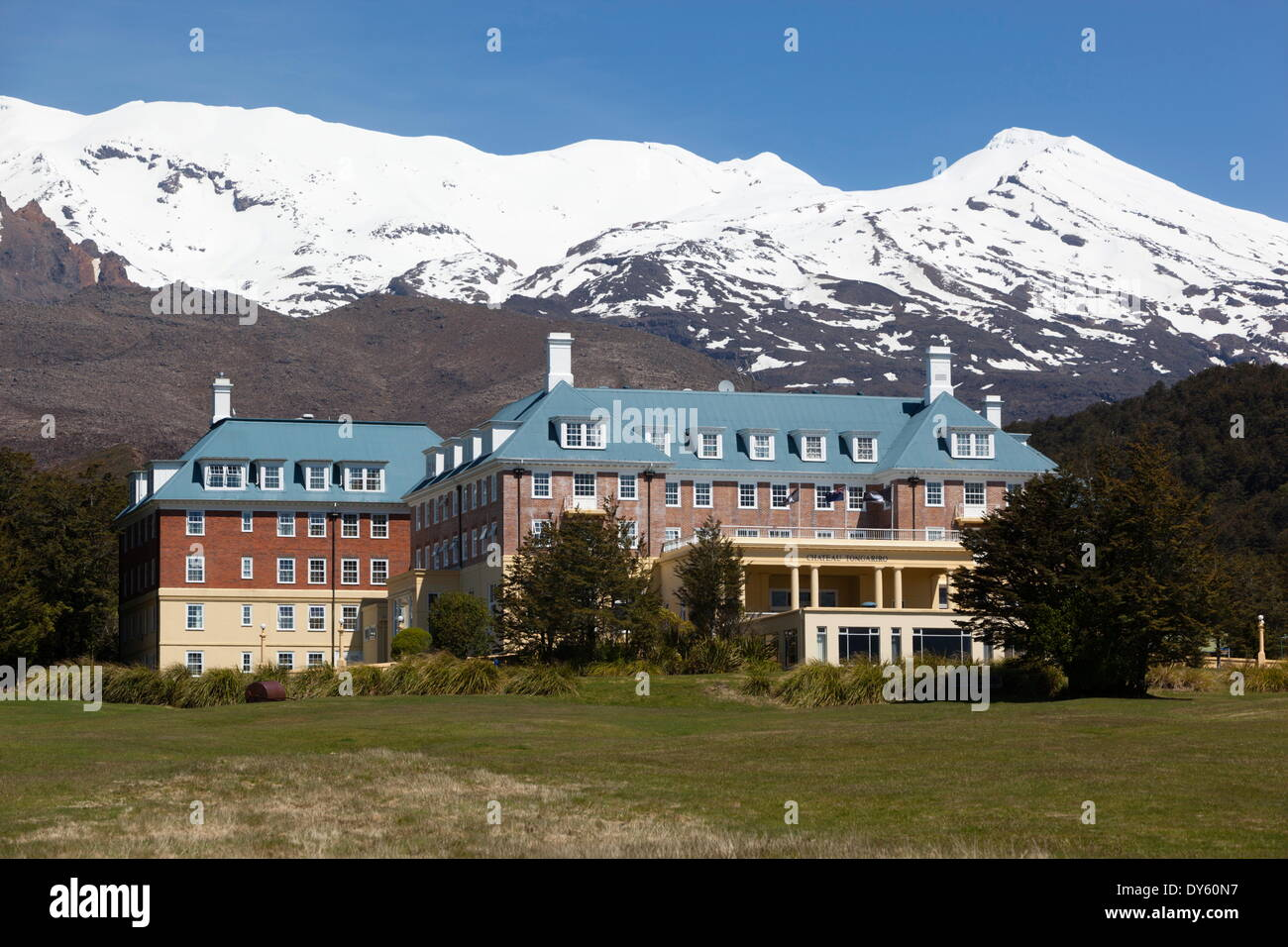 Chateau Hotel Tongariro National Park
