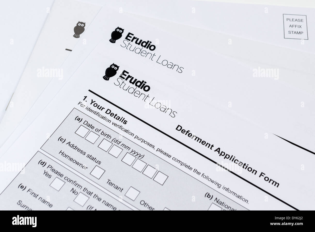 Erudio student loans deferment application form Photo – Students Loan Application Form