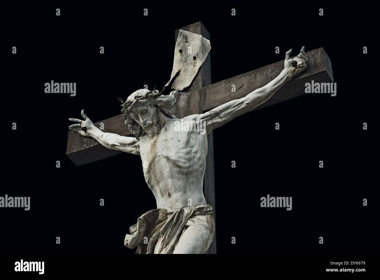 jesus christ crucifixion stock photos u0026 jesus christ crucifixion