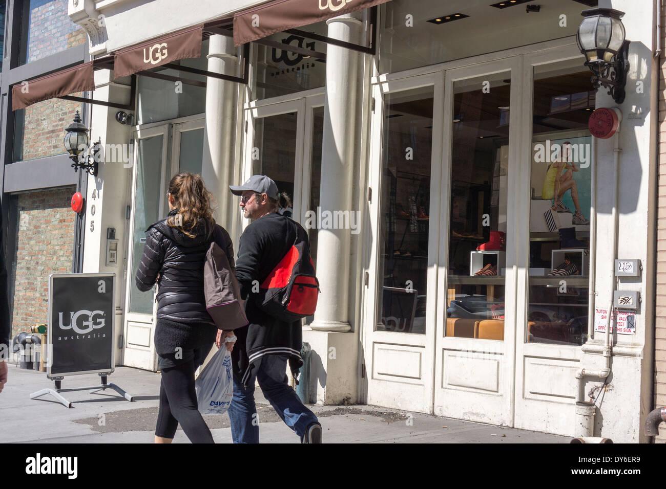 ugg store new york