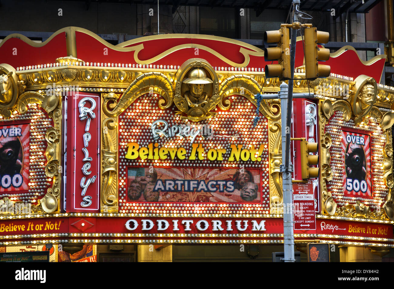 Ripley s believe it or not odditorium west 42nd street new york