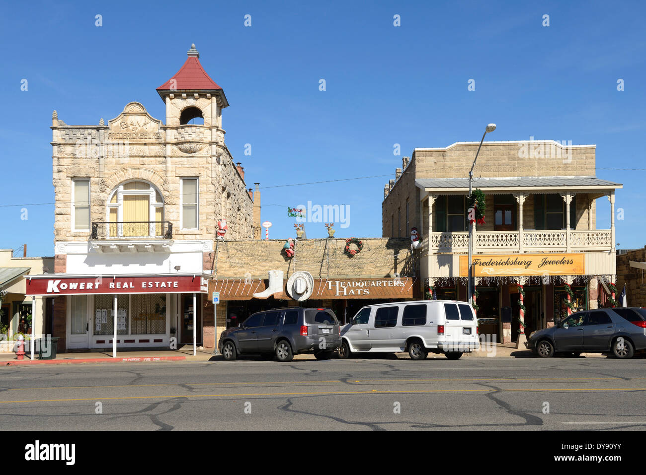Usa united states america texas hill country for The smallest town in the united states