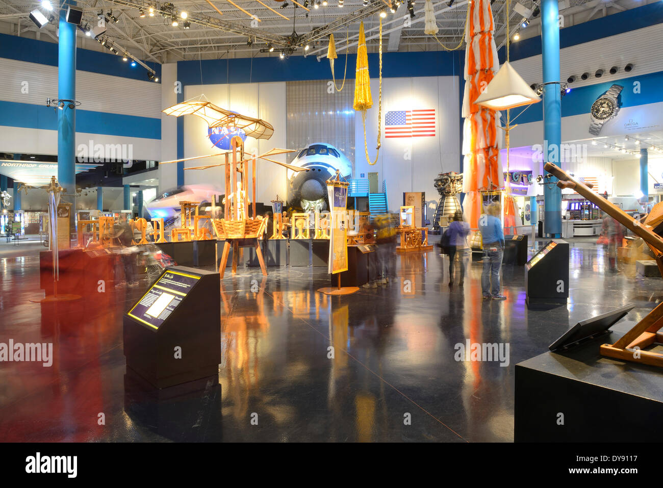 USA United States America Texas Houston NASA Space Center - Nasa museums in usa