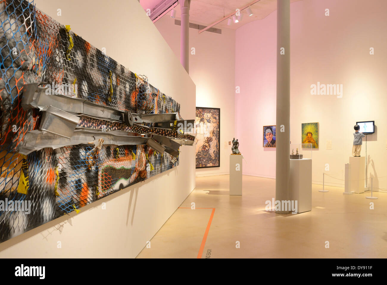 USA United States America Texas San Antonio Museum Of Art - Number of art museums in usa