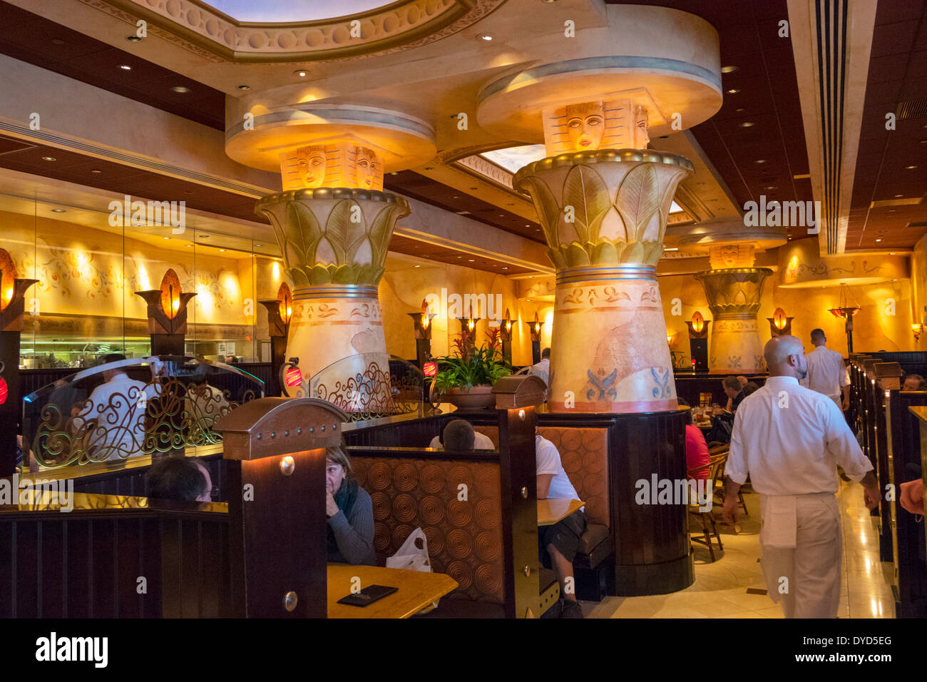 Orlando florida the mall at millenia cheesecake factory