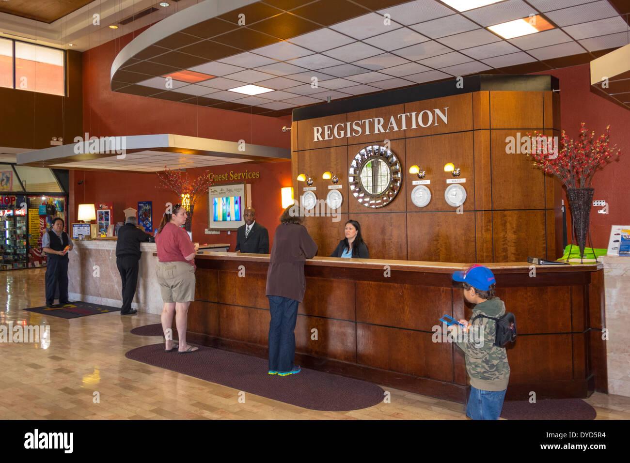 orlando florida allure resort international drive hotel lobby